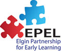 Elgin Partnership for Early Learning Logo