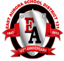 East Aurora School District 131 Logo