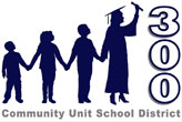 Community School District 300 Logo