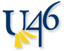 School District U-46 Logo